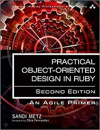 Practical Object Oriented Design - Ruby
