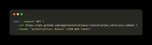 github-app-get-install-access-token